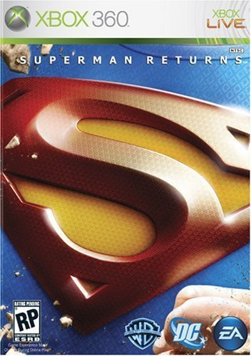 Xbox 360 Superman Returns