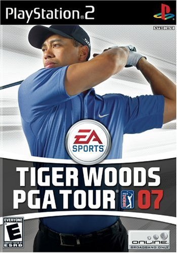 Ps2 Tiger Woods Pga Tour 2007