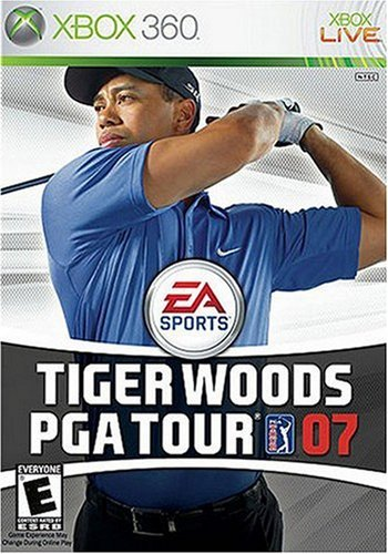 Xbox 360 Tiger Woods Pga Tour 07 Ea