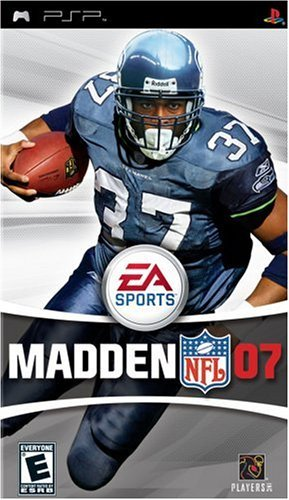 Psp Madden Nfl 2007 Street Dated