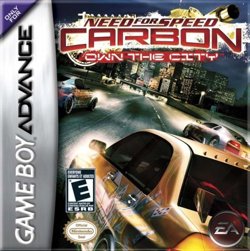 Gba Need For Speed Carbon