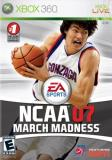 Xbox 360 Ncaa March Madness 2007 Electronic Arts