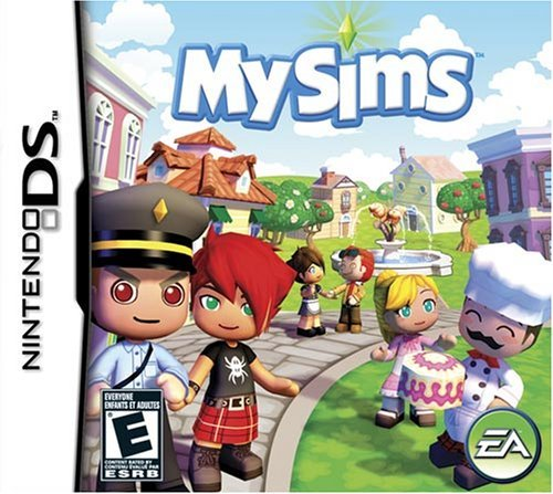 Nintendo Ds My Sims