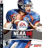 Ps3 Ncaa Football 08