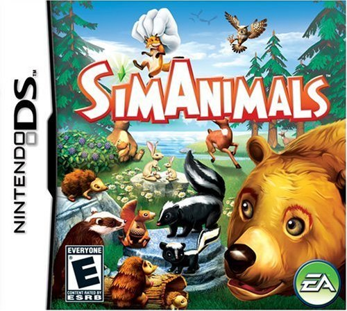 Nintendo Ds Sim Animals