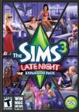 Pc Games Sims 3 Late Night (win Mac) Electronic Arts T