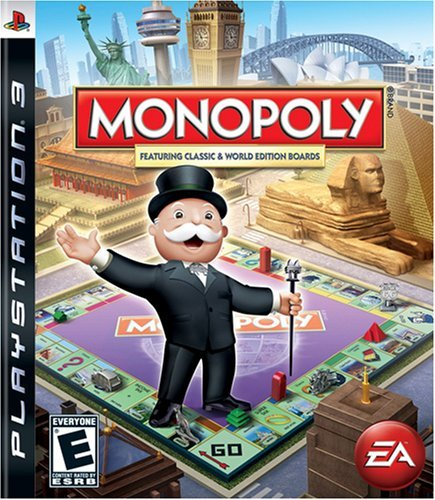 Ps3 Monopoly Here & Now Worldwide