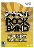 Wii Rock Band Country Track Pack