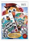 Wii Hasbro Family Game Night 1 & 2 Bundle
