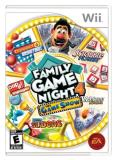 Wii Hasbro Family Game 4 Electronic Arts E