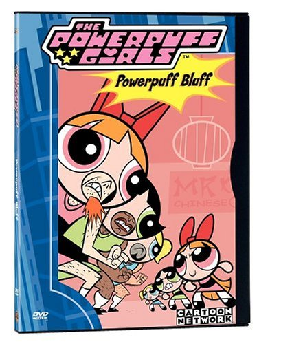 Powerpuff Girls Powerpuff Bluff Clr Chnr