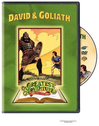 David & Goliath Greatest Adventures Of The Bib Nr
