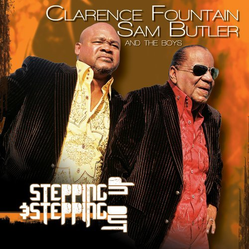 Clarence & Sam Butler Fountain Stepping Up & Stepping Out