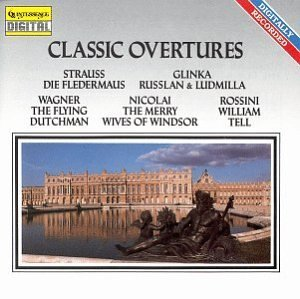 Alfred Gehardt Classic Overtures Gehardt Royal Prom Orch