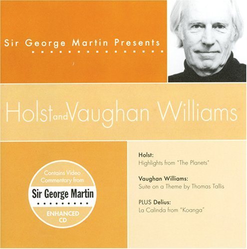 Holst Williams Delius Planets Ste On A Theme By Thom Enhanced CD Royal Po