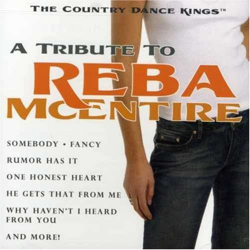 Country Dance Kings Tribute To Reba Mcentire T T Reba Mcentire