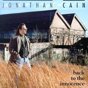 Cain Jonathan Back To The Innocence