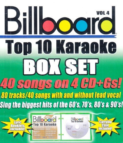 billboard-top-40-karaoke-vol-4-billboard-top-10-karaok-karaoke-incl-cdg-4-cd-4040-song
