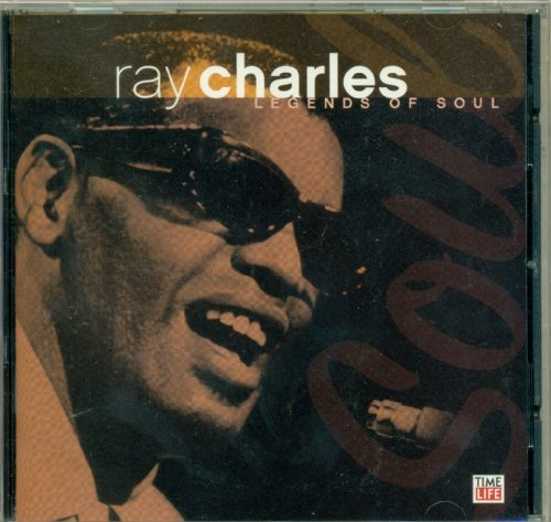 Ray Charles Legends Of Soul