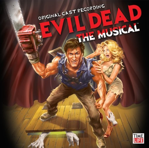 Cast Recording Evil Dead Explicit Version