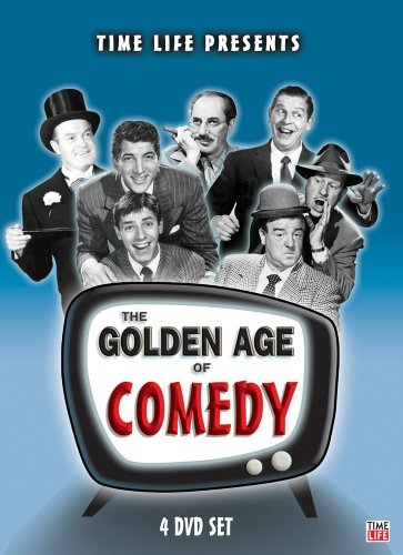 Golden Age Of Comedy (collecto Golden Age Of Comedy 4 DVD Set