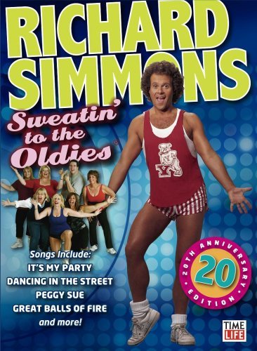 Richard Simmons Vol. 1 Sweatin To The Oldies Nr