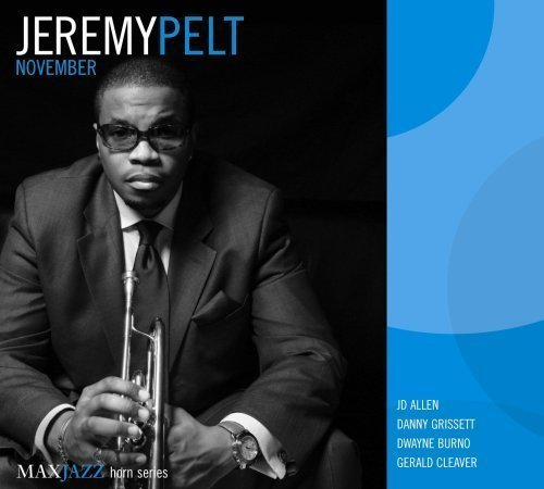 Jeremy Pelt November
