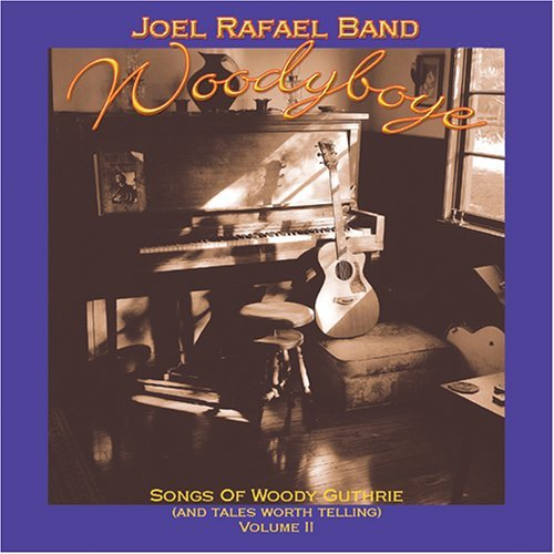 Joel Rafael Band Vol. 2 Woodyboye Songs Of Wood