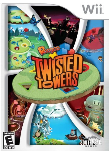 Wii Roogoo Twisted Towers