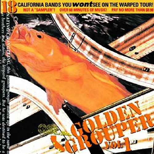 Golden Grouper Vol. 1 Golden Grouper Black Ice Weegs 400 Blows
