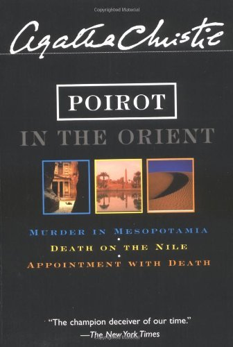 Agatha Christie Poirot In The Orient (hercule Poirot Mysteries)