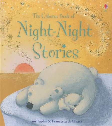 Sam Taplin Usborne Book Of Night Night Stories The