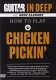 Alfred Publishing Guitar World In Deep How To Play Chicken Pickin DVD