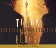 Scott Turow Reversible Errors Abridged