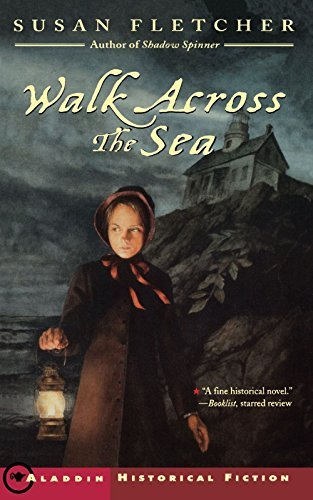 Susan Fletcher Walk Across The Sea Reprint