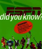 Shelley Youngblut Espn Did You Know?