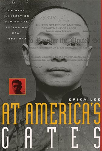 Erika Lee At America's Gates Chinese Immigration During The Exclusion Era 188