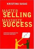 Kristina Susac Master Selling Maximize Success Effective Strate