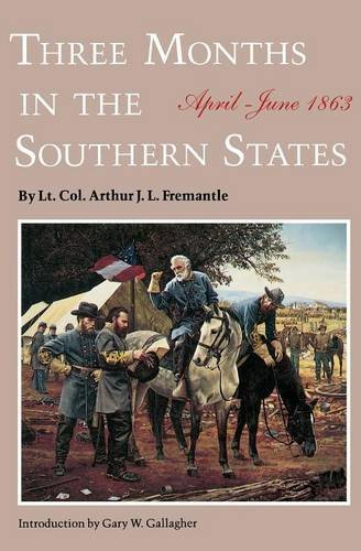 Zeese Papanikolas Three Months In The Southern States April June 1863 Revised