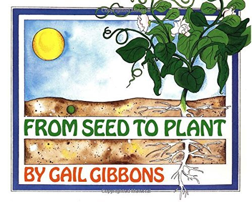 Gail Gibbons From Seed To Plant