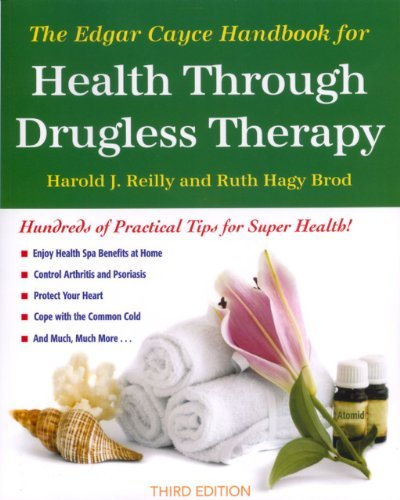 Harold Reilly The Edgar Cayce Handbook For Health Through Drugle 0003 Edition;