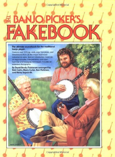 David Brody The Banjo Picker's Fake Book