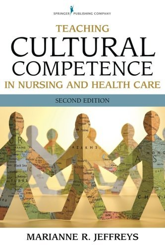 Marianne R. Jeffreys Teaching Cultural Competence In Nursing And Health Inquiry Action And Innovation 0002 Edition;