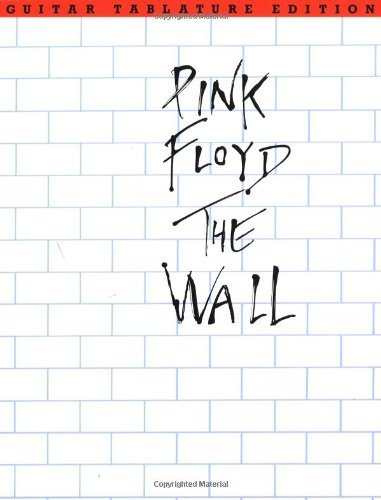 Pink Floyd Pink Floyd The Wall Guitar Tab Guitar Tablatur