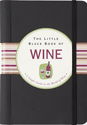 Elizabeth Poyet The Little Black Book Of Wine