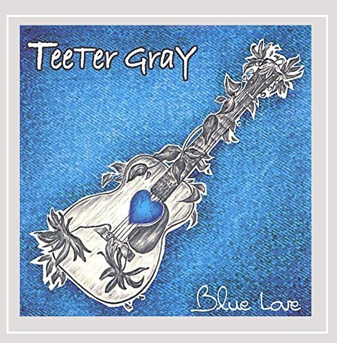 Teeter Gray Blue Love
