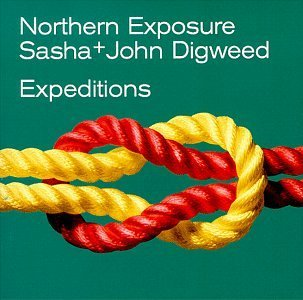 Sasha & John Digweed Expeditions Northern Exposure 2 CD Set
