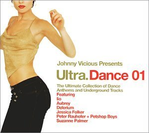Johnny Vicious Ultra Dance 2 CD Set
