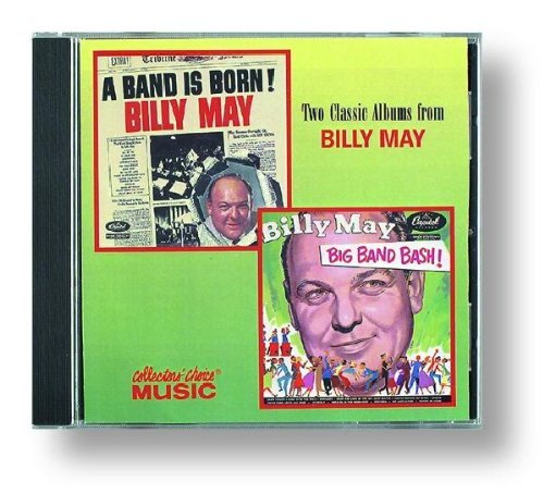 Billy May Band Is Born Big Band Bash 2 On 1
