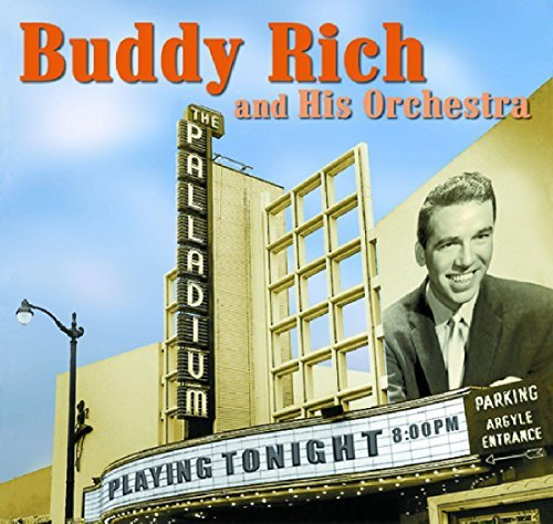 Buddy Big Rich Band At The Hollywood Palladium